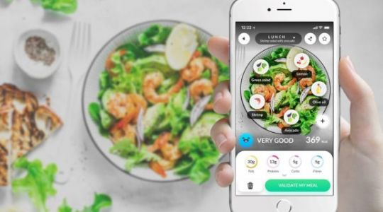 Foodvisor raises $4.5 million for its AI-driven app that helps track what you eat