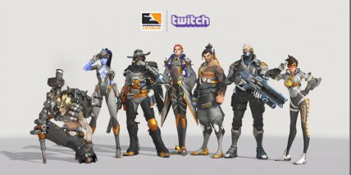 Overwatch League will reward Twitch viewers with tokens for in-game skins