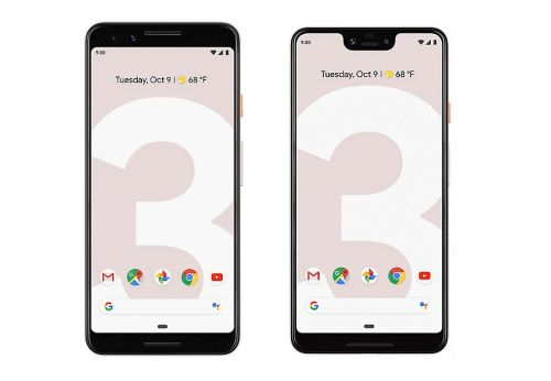 Exclusive: First Look At The Pixel 3a and Pixel 3a XL Official Renders