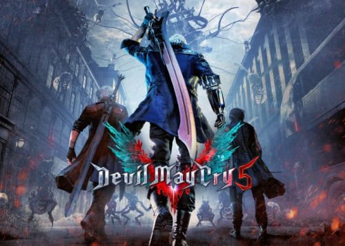 Devil May Cry 5 minimum PC specs confirmed by Capcom