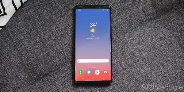 March 2020 patch is causing major display issues on some Galaxy Note 9 devices