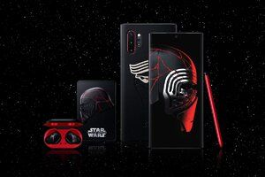Join the dark side by pre-ordering Samsung's special Galaxy Note 10+ Star Wars Edition now