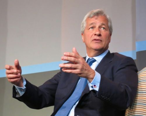 JPMorgan is creating a cryptocurrency pegged to the dollar