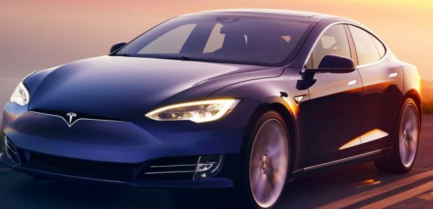 Tesla Model S Chosen As Dream Car Among Millennials, Men In General