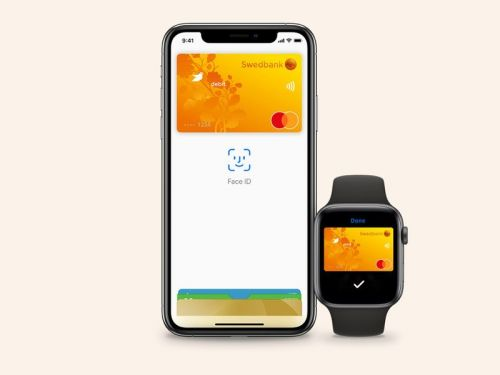 Apple Pay arrives for Swedbank customers in Sweden