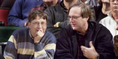 Microsoft cofounder Paul Allen dead at 65