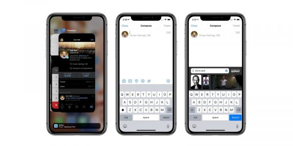 Tweetbot 5 for iOS adds true dark mode, GIF sharing, iPhone XS Max support, more