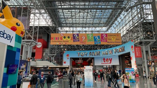 Tech toys 2019: the best new games and gadgets from the NYC Toy Fair