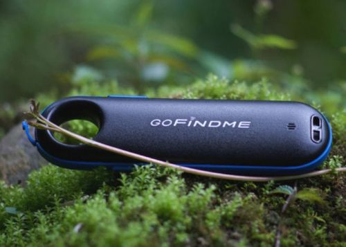 GoFindMe GPS tracker requires no cellular SIM or subscription