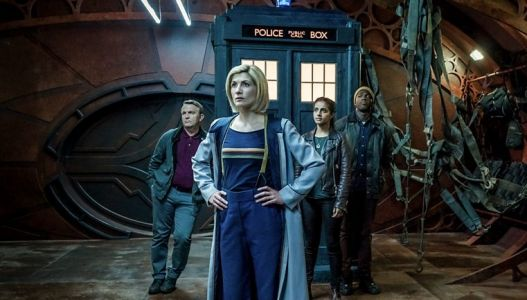 A Doctor Who short film is the BBC's next virtual reality project