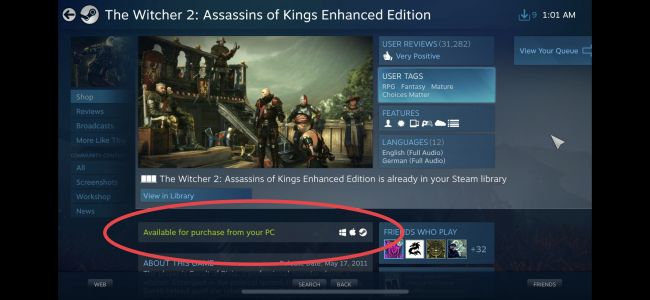 Valve Updates Steam Link iOS App to Remove Game Purchasing