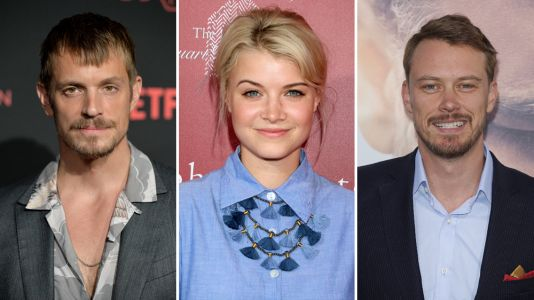 Apple working with Ron Moore to produce original Sci-Fi series featuring Joel Kinnaman, Michael Dorman, & Sarah Jones