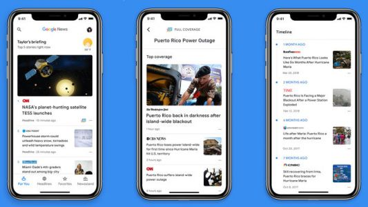 Everything you need to know about the new Google News app