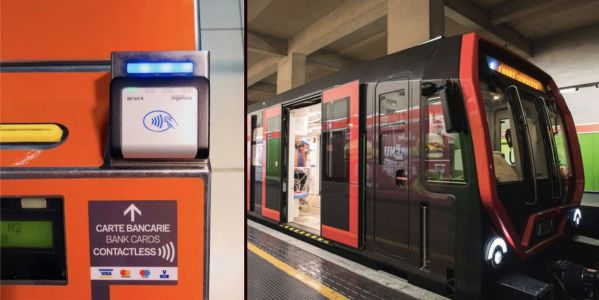 You can now use Apple Pay to travel around the Milan metro