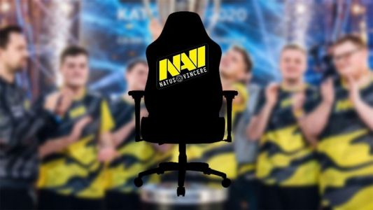 AndaSeat to release a gaming chair based on the eSports team Natus Vincere