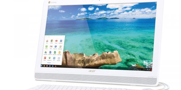 New Chromebase all-in-one spotted in development
