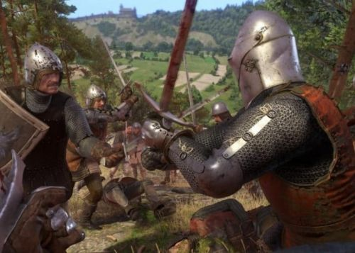 Kingdom Come Deliverance DLC From The Ashes