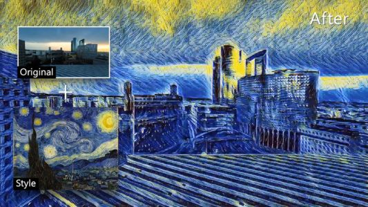 CyberLink's new AI editor turns videos into live paintings