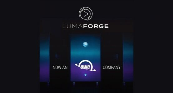 Accessory maker OWC picks up storage server company LumaForge