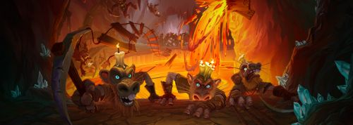 The 'Hearthstone' 'Tale of the Fox' Part 2 Is Out Now - Learn More About Kobolds & Catacombs