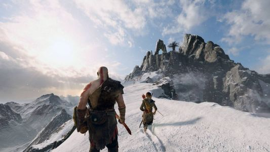 Sony Teases New God Of War Title For PS5