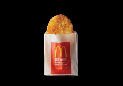 Man Gets $300 Ticket For Using Phone Behind The Wheel, Claims It Was A McDonald's Hash Brown