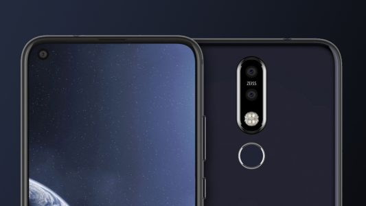 Nokia 8.1 Plus May Adopt A Camera Hole Display As Well