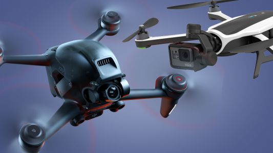 Why the DJI FPV feels like the drone that GoPro should have built