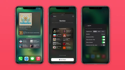 Marvis Pro brings custom Apple Music widgets to your iOS 14 home screen