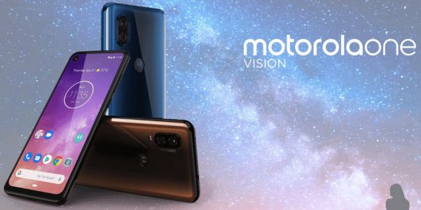 New Motorola One Vision Renders Reveal Entire Design