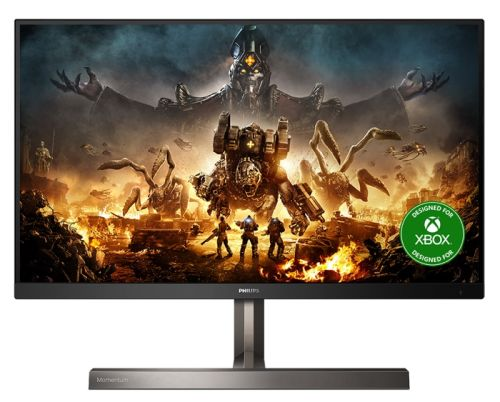 New Philips Momentum designed for Xbox monitors launched