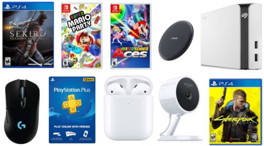 Dealmaster: Take 30% off a variety of Switch, PS4, and Xbox One games