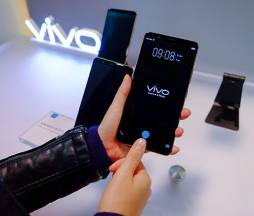 Vivo X20 Plus With In Display Fingerprint Scanner Coming This Week