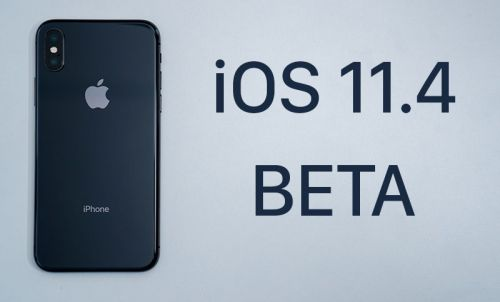 Apple Seeds Second Beta of iOS 11.4 to Developers