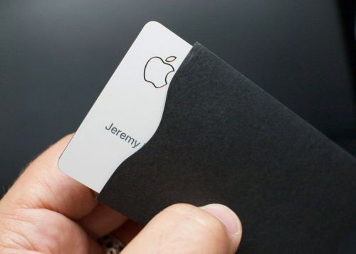 Apple Card covers are becoming a thing because why not