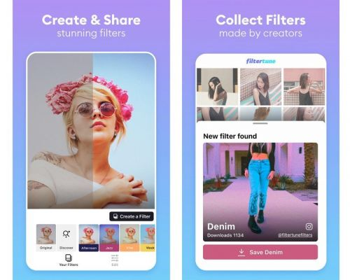 Lightricks launches Filtertune to help creators make, share photo filters
