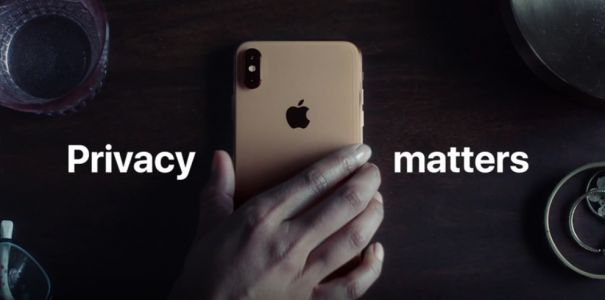 Apple Touts its Focus on Privacy in a Timely New Ad