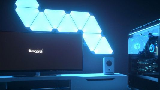 Nanoleaf joins forces with Razer to create even more immersive gaming lighting