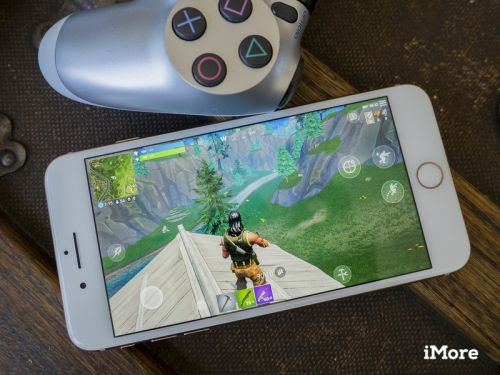 Hands-on with Fortnite Battle Royale on iOS