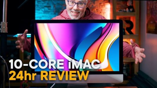 Rene Ritchie reviews the new 27-inch iMac and its new FaceTime HD camera