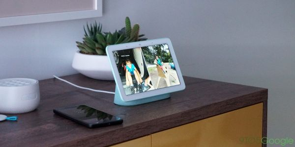 Hands-on: Google Home Hub's display is a natural addition to the lineup