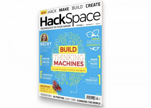 New HackSpace Magazine Launched My Raspberry Pi Foundation