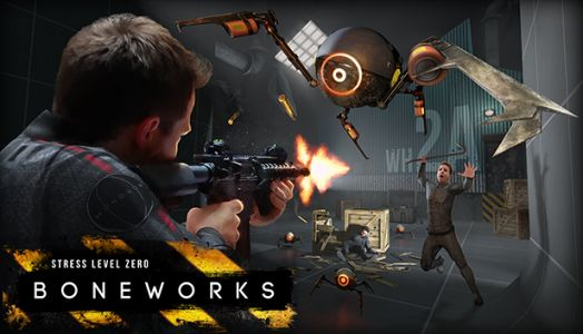 Boneworks review: An absolute VR mess-yet somehow momentous