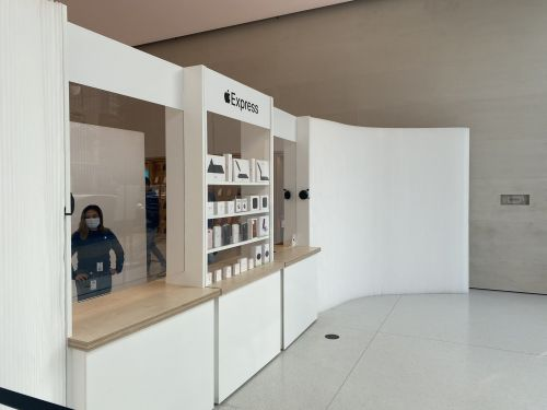 Apple Expanding 'Express' Retail Store Setup That Offers Safer Purchase Options