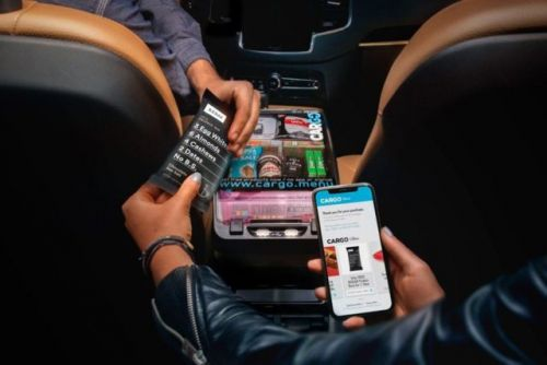 Your Uber Driver Can Now Sell You Snacks