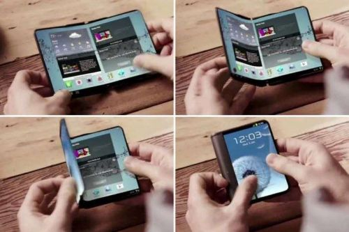 Samsung Foldable Smartphone May Not Be Available To Buy Until Next Year