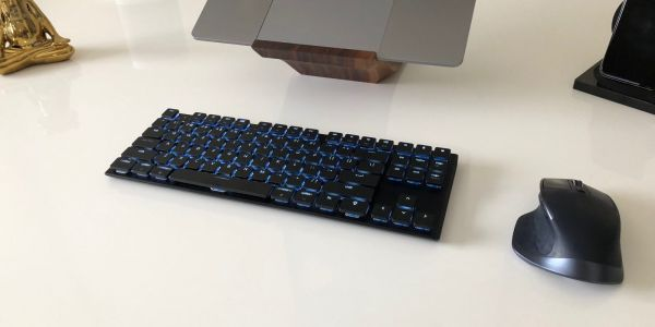 Review: Keychron K1 is a compelling mechanical keyboard for Mac with a slim design and solid features
