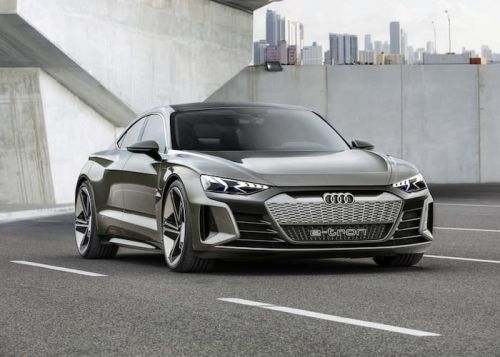 Production Audi e-Tron GT design to be the same as concept