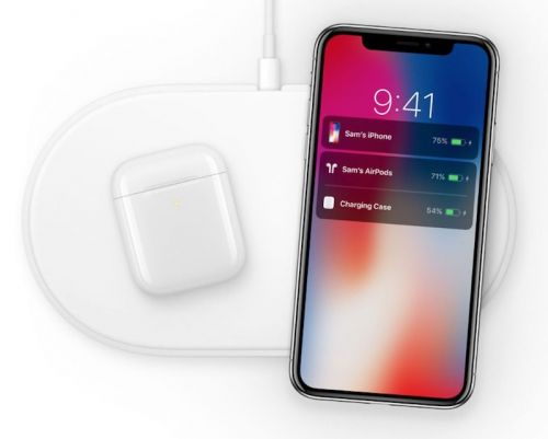 Apple Wins Patent on Long-Delayed AirPods Wireless Charging Case and AirPower