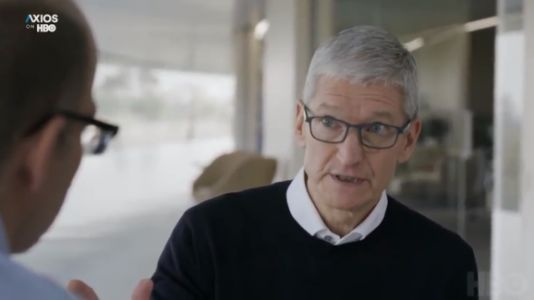 Apple CEO Tim Cook defends Google search deal but expects new privacy law